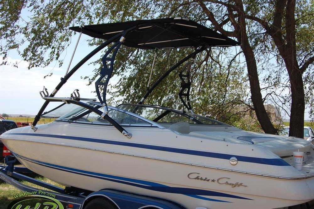 Wakeboard Tower  Boat Tower  Waketower Speakers  Pontoon Tower And Installation