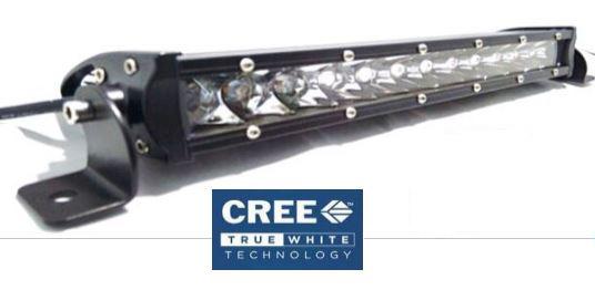 Waketower pro wakeboard tower and boat audio installation led slimline pro series light bar 4800 lumens aloadofball Gallery