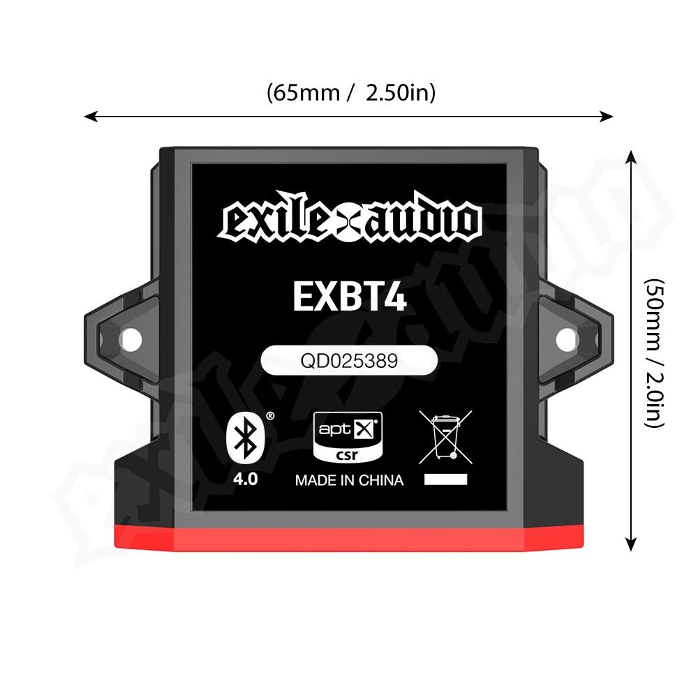 Exile EXBT4 Exile Bluetooth LE Music Receiver